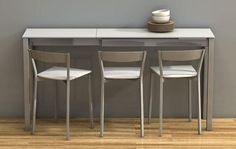 Unicca Extending Small Dining  Table (Bar table)
