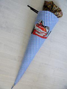 Schultüten - Senkrechtstarter - ein Designerstück von kleinerSonnenstrahl bei DaWanda