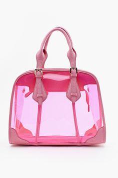 Neon Pink Purse ☻                                                                                                                                                                  ⇜•ṄεΦЙ❉€яᗛƶΣ•⇝