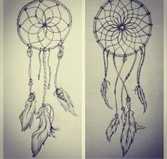 pencil drawings of dreamcatchers - Google Search