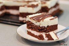 ciasto z kremem śmietanowym Tiramisu, Ethnic Recipes, Food, Polish Food Recipes, Essen, Meals, Tiramisu Cake, Yemek, Eten