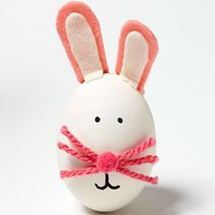 Funny Bunny Easter Egg