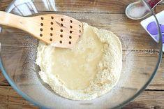 Μπαγκέτες χωρίς Ζύμωμα Baguette, Om, Dairy, Bread, Cheese, Brot, Baking, Breads, Buns