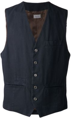 Love this: Twill Gilet @Lyst