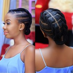 Cool Braid Hairstyles, Natural Hairstyles For Kids, Natural Hair Styles For Black Women, African Braids Hairstyles, Flat Twist Hairstyles, Natural Hair Salons, Natural Hair Braids, Braids For Black Hair, Hair Twist Styles