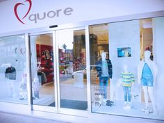 """Negozio """"Quore"""" in via Roma, 135 a Gioia Tauro (RC)  www.quorestore.it #quorestore #quore #abbigliamentobambino #kidswear #fashion #shops #outfit #luxury"""