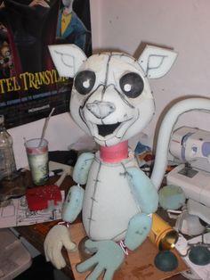 puppets - foam workshop