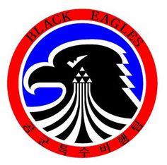 Black Eagles patch