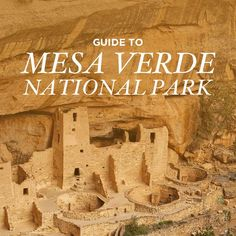 Mesa Verde is a unique park in the US and is also a UNESCO world heritage site. Check out our list of 7 things to do in Mesa Verde National Park.