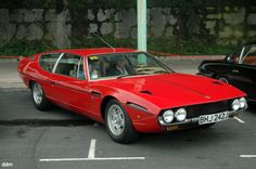 Lamborghini Espada, Old Cars, Cars And Motorcycles, Europe, Bmw, Vehicles, Cars, Swords, Rolling Stock