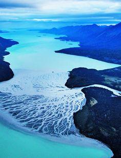 Lake Clark National Park, Alaska,USA:
