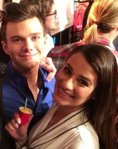 Glee 100  party