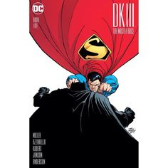 Dark Knight III: The Master Race (2015-) #5 Written by Brian Azzarello Frank Miller Pencils Andy Kubert Frank Miller Inks Klaus Janson Frank Miller Colored by Brad Anderson Alex Sinclair Cover by Brad Anderson Klaus Janson Andy Kubert Frank Miller Alex Sinclair Batman and Robin prepare for war with the Master Race and an ally returns from an unlikely place