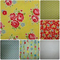 Sidewalks range of fabrics by Riley Blake Designs