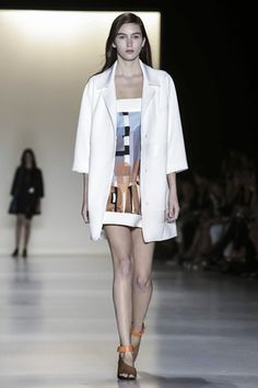 Gloria Coelho Ready To Wear Spring Summer 2016 Sao Paulo - NOWFASHION