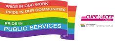 CUPE Pride We Remember, Public Service, Before Us, Bar Chart, Pride, Bar Graphs, Civil Service, Gay Pride