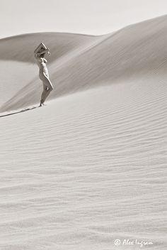 Maria - dunes  by *FleetingImageUK