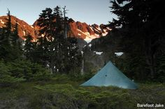 Locus Gear Khufu CTF3 - Olympic National Park
