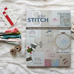 """""""S is for Stitch"""" 