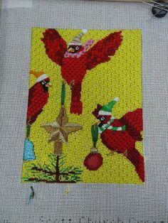 Cardinals by Scott Church Creative