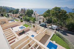 Seaview villa in Puerto de Andratx. Villas & houses for sale Puerto Andratx. Vida Balear