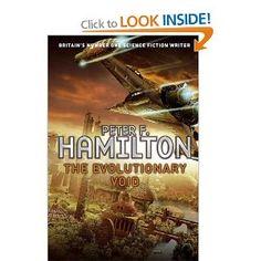 The Evolutionary Void - Peter F. Hamilton
