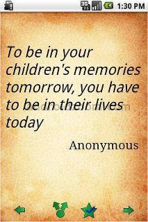 This is so very true. Don't allow ANYTHING in your life to be the cause of you not being the best mother to your children that you could have been. As parents, all of our decisions, good or bad, ultimately affect our children. Love your children unconditionally and be a part of their lives TODAY!