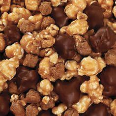 Moose Munch Copy Cat Recipe  22.5 oz Crunch and Munch® or Fiddle Faddle® Popcorn (your favorite flavor) (3 7.5 oz bozes)
