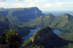 Blyde River Canyon, Mpumalanga, S. Africa