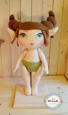 DIY (Dress it yourself) doll 47cm ---without clothes