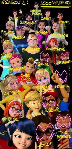 All but Adrien and marionette have been akumua-tized how have they not figured each other's identities yet.