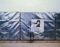 20 Imágenes el Arte del Camuflaje por Liu Bolin