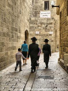 The family . Jerusalem
