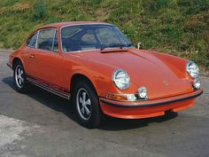 1972 Porsche 911 S 2.4 Coupé | by Auto Clasico
