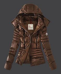 0af39a46c616 2013 New Moncler Featured Jacket Down For Womens Coffee  2781878  - £199.03