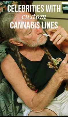 Celebrities with custom cannabis lines   massroots.com