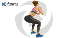 Brand new: At Home HIIT Cardio Workout (warm up included) - FitnessBlender.com has been providing free workout videos for over 6 years & we now have more than 500 free workout videos to choose from! How did you find Fitness Blender and how long have you been working out with us?