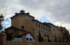 """#Granada - #Guadix - Iglesia de Santa Ana 37º 17' 59"""" -3º 8' 19"""" Fotografía de Amelia Sabatto (@ameliasabatto) Situada en el corazón del barrio morisco de Santa Ana, se levanta sobre una precedente mezquita musulmana."""