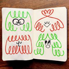 torufukuda.com Moleskine, Graphic Prints, Doodles, Arabic Calligraphy, Draw, Character, Inspiration, Illustrations, Beautiful
