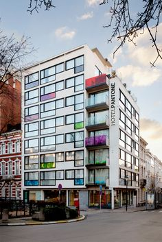 Pantone Hotel @ Bruxelles