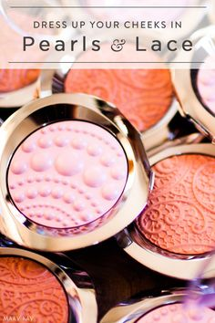 Get a flawless, high-definition finish with new limited-edition† Sheer Dimensions™ Powder in Pearls and Lace! These gorgeous powders feature sheer, allover luminosity. | Mary Kay