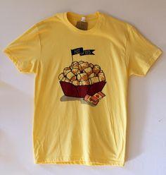 "Yardsale Press ""Hot Tots Tshirt"" | Art Star Small through 2XL, $28"