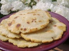 Pupusas (Salvadoran stuffed masa flatbread, with a great list of different fillings you can use) Pupusas are similar to corn tortillas, only thicker and stuffed with cheese, beans or meat. The pupusa originated in El Salvador, but it is also popular in neighboring Honduras. Pupusas are traditionally made by slapping the dough back and forth between greased palms. A tortilla press is quicker and easier for beginners.