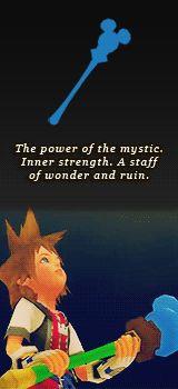 Sora | The Awakening | Kingdom Hearts | [Gif]