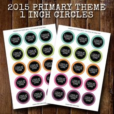 I know my Savior Lives Primary 2015 Theme  1 by bowpeepcreations