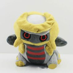 "Find More Movies & TV Information about New 1 PCS Pokemon XY Giratina Soft Stuffed Plush Doll Animals Figure Collectible Kids Toys Gifts Approx 13cm/5"" Free Track Code,High Quality toy brick,China toys keys Suppliers, Cheap toy world from M&J Toys Global Trading Co.,Ltd on Aliexpress.com"