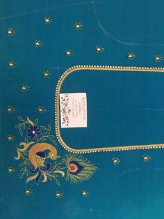 Black Blouse Designs, Hand Work Blouse Design, Simple Blouse Designs, Silk Saree Blouse Designs, Blouse Neck Designs, Sleeve Designs, Kurti Sleeves Design, Maggam Work Designs, Embroidery Neck Designs