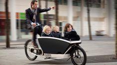 Es muss nicht immer ein Auto sein, Fahrräder können viel
