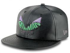 Comic Girl Catwoman 59Fifty Fitted Cap by DC x NEW ERA