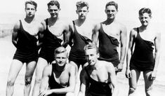 TIL it used to be illegal for men to go bare-chested. After staging protests and getting a flurry of press attention they finally won the right in the 1930s.